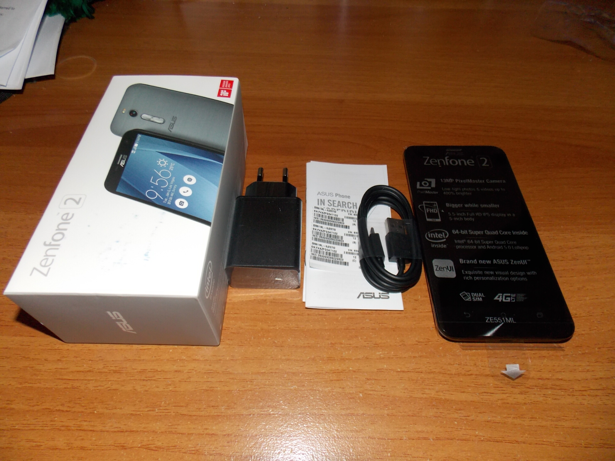 Image Untuk Kamu Yang Penasaran Dengan Smartphone Keren Buatan Asus Ini Berikut Review Dari Zenfone 2 Varian RAM 4GB Dan Memori Internal 32GB