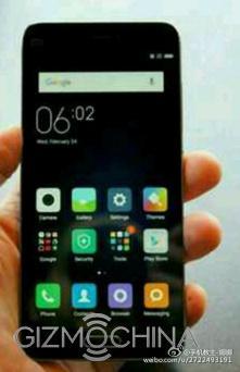 Xiaomi Akan Luncurkan Ponsel Android Dengan Layar 4,3 Inci
